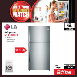 LG Refrigrator
