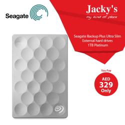 Seagate 1TB External Hard Drive