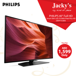 Philips  Full HD Slim Smart TV