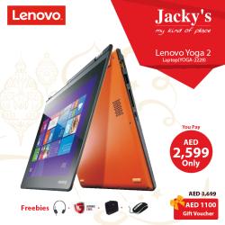 Lenovo Yoga 2  (YOGA-2228) Laptop