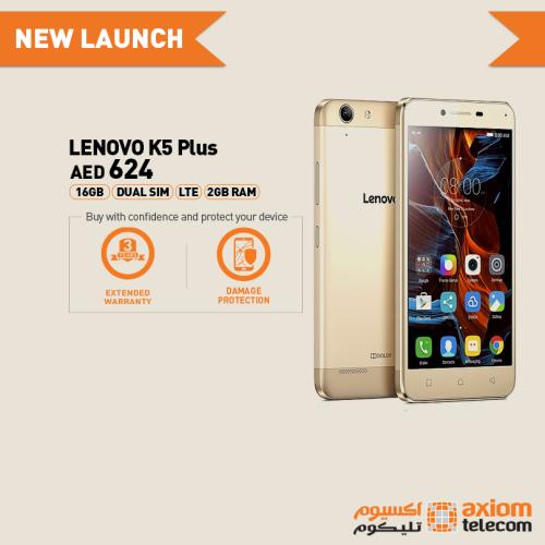 Lenovo K5 Plus Smartphone