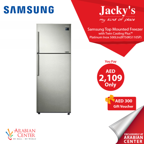 Samsung RT50K5110SP Top Mounted Freezer