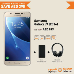 Samsung Galaxy J7 Smartphone