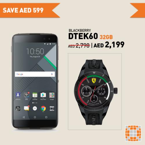 BB  DTEK60 Smartphone