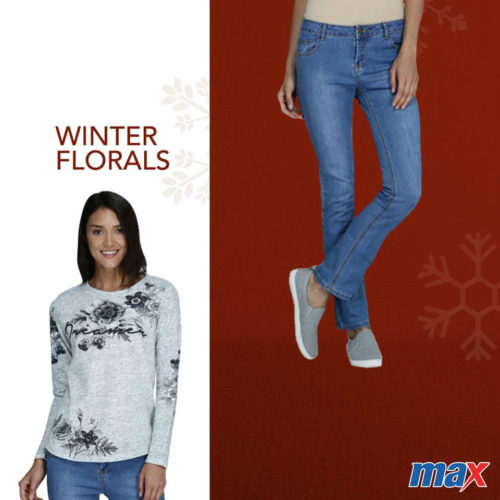 Shopping the Winter Florals Clothes from Max - Online Shopping UAE ...