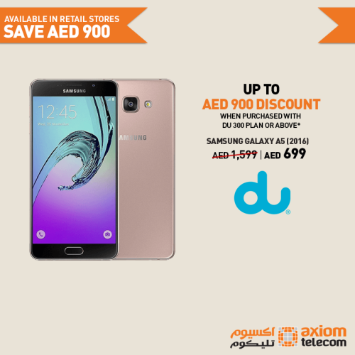 Samsung A5 Price In Dubai Axiom - ▷ ▷ PowerMall
