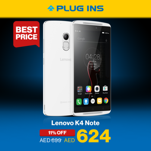 Lenovo K4 Note Smartphone Shopping At Plug Ins Online